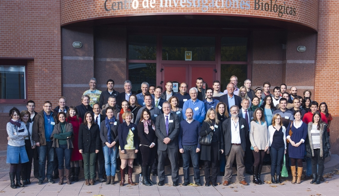 INDOX Consortium at the kick-off meeting